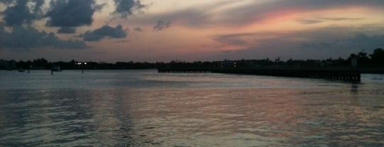 Boynton Beach Inlet is one of Outdoor faves in Palm Bch.
