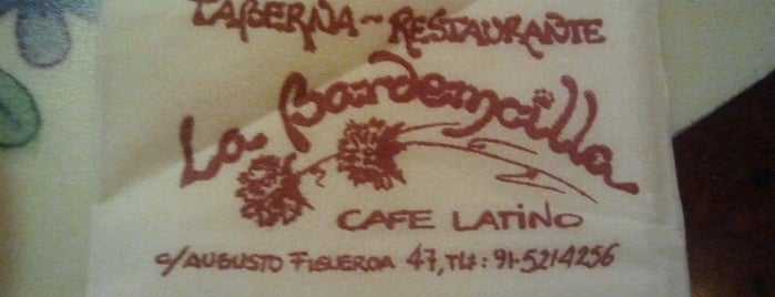 La Bardemcilla is one of Comer en Madrid.