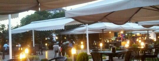 Bahçe Cafe & Restaurant is one of Sebahattin'in Beğendiği Mekanlar.