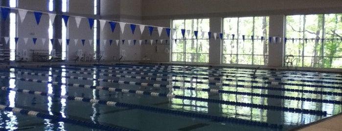 Homestead Park Aquatic Center is one of Lieux qui ont plu à Jordan.