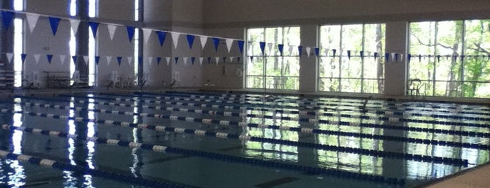 Homestead Park Aquatic Center is one of Tempat yang Disukai h.