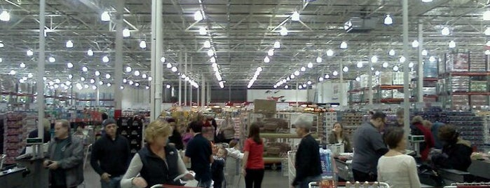 Costco is one of John's Liked Places.