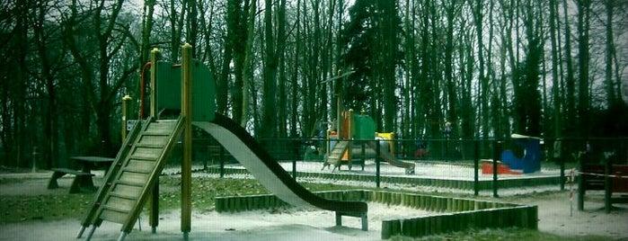 Parc de la Sauvagère is one of Lieux qui ont plu à Emmanuel.