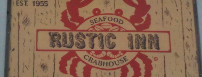 Rustic Inn Crabhouse is one of Best of Fort Lauderdale.
