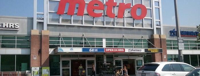 Metro is one of สถานที่ที่ Kittie ถูกใจ.