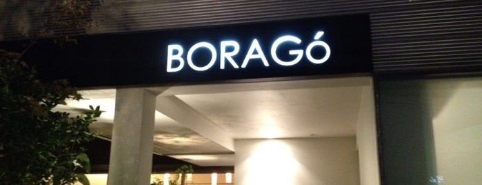 Boragó is one of Santiago.