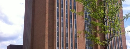 KSU Library is one of Kent State.