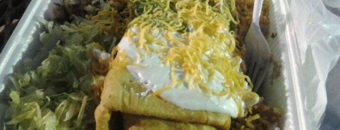 Tacos Rapidos is one of Denver's Best Mexican Restaurants - 2012.