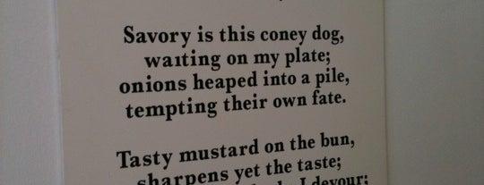 America's Top Dog is one of Locais salvos de Atlanta Food Critic.