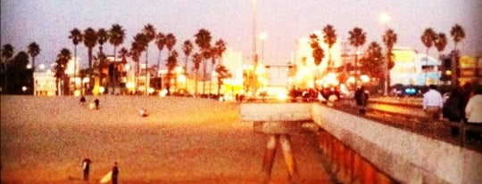 Venice Beach Boardwalk is one of LA List.