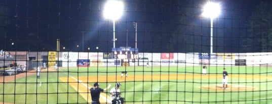 Devault Memorial Stadium is one of Minor League Ballparks.