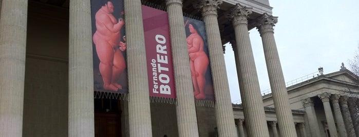 Szépművészeti Múzeum is one of Must See in Budapest !.