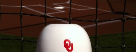 Marita Hynes Field at the OU Softball Complex is one of Play Like a Champion.
