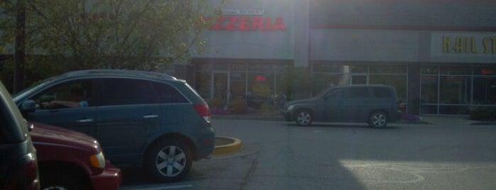 Brozinni Pizzeria is one of สถานที่ที่บันทึกไว้ของ CS_just_CS.