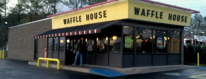 Waffle House is one of The Chad.