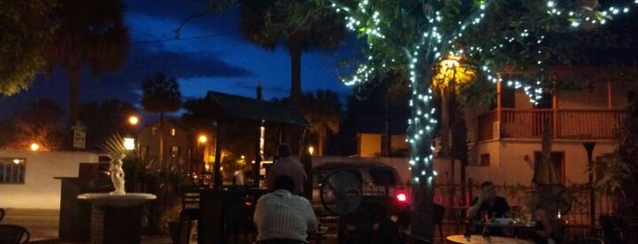 Spy Global Cuisine and Lounge is one of St Augustine Florida.