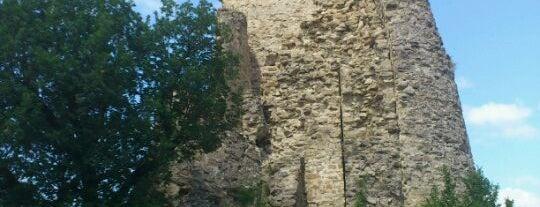 Ujarma Fortress | უჯარმის ციხე is one of Maria'nın Beğendiği Mekanlar.