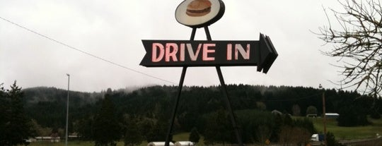 K-R Drive-In is one of Portland (there's always tomorrow).
