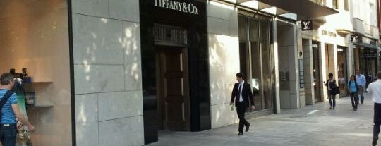 Tiffany & Co. is one of Ahmedさんのお気に入りスポット.