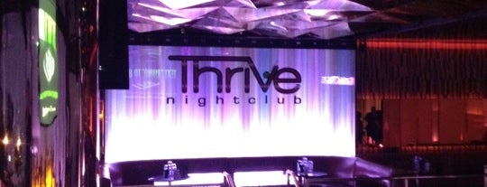 Thrive is one of Top Clubs - Dallas.