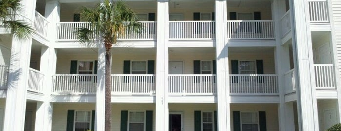 River Oaks Condos Myrtle Beach is one of Posti che sono piaciuti a LadyLaura.