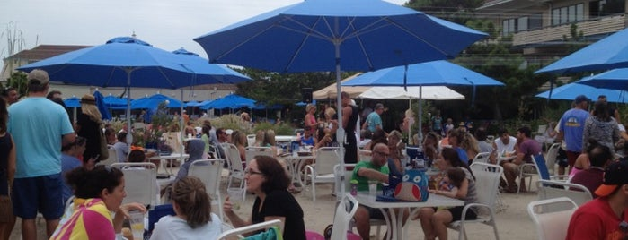 Golden Inn Beach Club Bar & Grille is one of Foodie NJ Shore 1.
