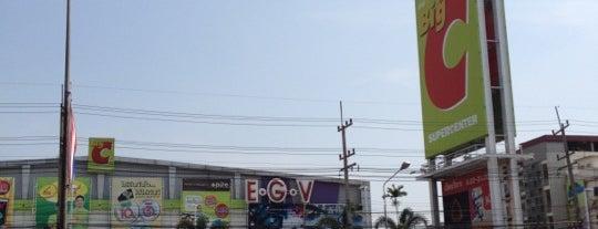 บิ๊กซี is one of สถานที่ที่ Vee ถูกใจ.
