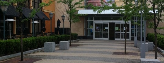 Northshore Mall is one of Massachusetts.