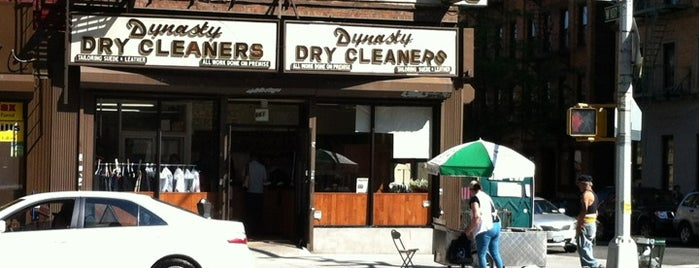 Dynasty Dry Cleaners is one of Renさんの保存済みスポット.