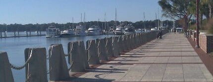 Henry C Chambers Waterfront Park is one of Posti che sono piaciuti a Pete.