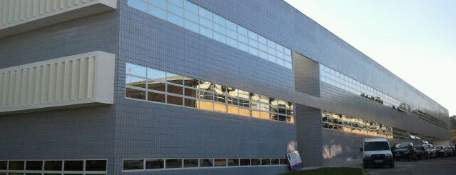 Bloco de Engenharia Química is one of UFPR - Centro Politécnico.