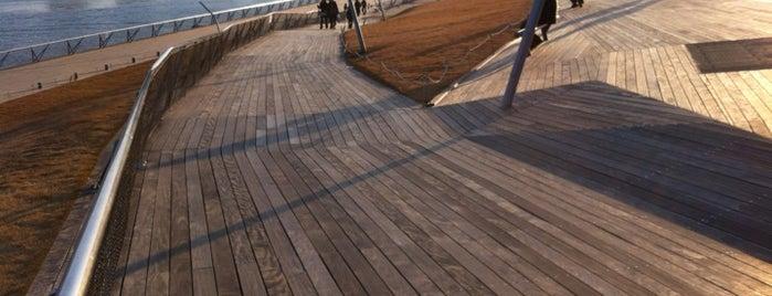 Osanbashi Pier is one of Tokyo & Yokohama.