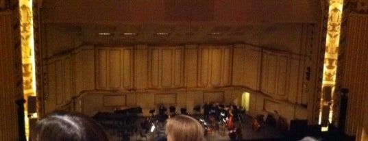 St Louis Symphony is one of Hot List 2013 Winners.