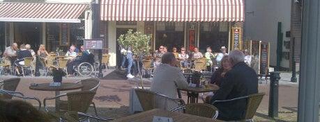 Aad de Wolf is one of Misset Horeca Café Top 100 2012.
