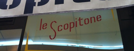 Le Scopitone is one of Bordeaux.