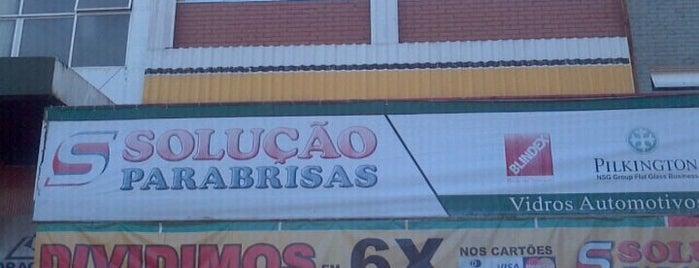 Solução Parabrisas is one of Serviços @ Brasília.