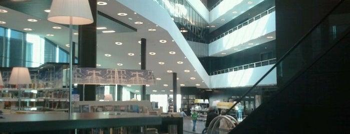 De Nieuwe Bibliotheek is one of Verassend Almere.