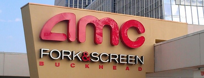 AMC Fork & Screen Buckhead is one of Good ATL Shiz.