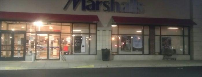 Marshalls is one of Locais curtidos por Christopher.