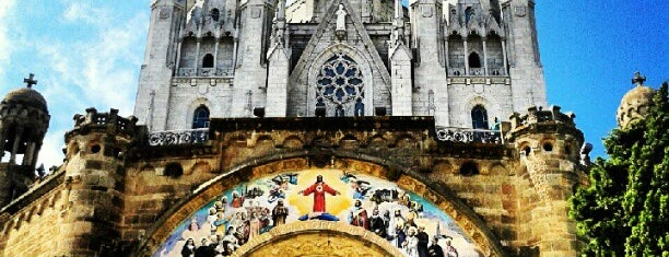 Tibidabo is one of Barcelona's Best Entertainment - 2013.