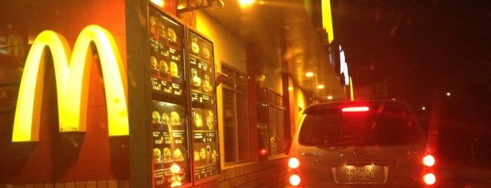 McDonald's is one of Posti che sono piaciuti a Mohammed.