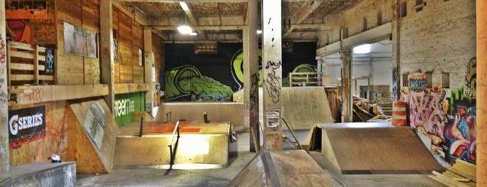 Charm City Skatepark is one of Baltimore.