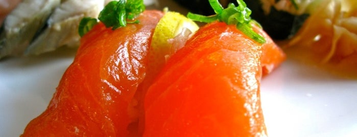 Sushi Zone is one of Tempat yang Disimpan Shadi.