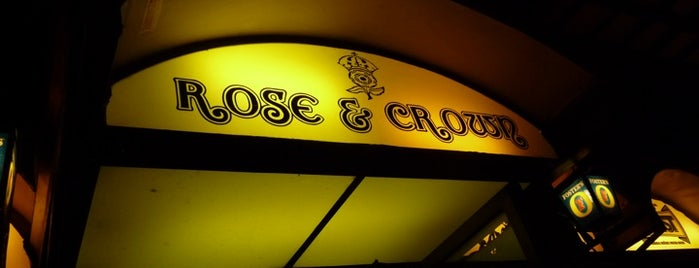 Rose & Crown is one of Riviera Adriatica.