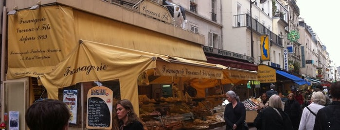 Fromagerie Vacroux is one of Always Gourmet   PARIS !.