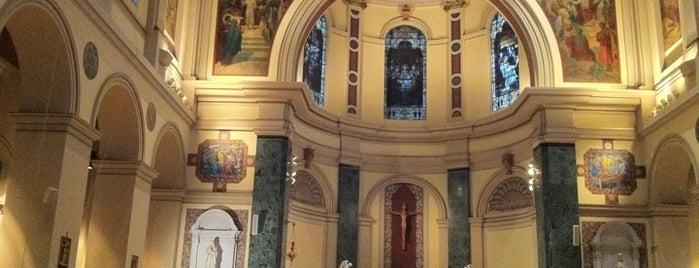 Saint Savior Catholic Church is one of Somewhere in Brooklyn....
