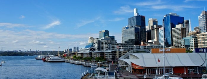 Darling Harbour Ferry Wharf is one of Australia and New Zealand.
