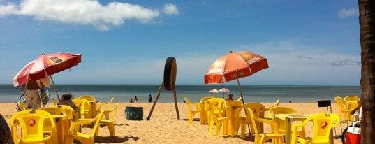 Praia do Lugar Comum is one of Lugares guardados de Antonio Roberto.