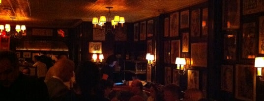 Minetta Tavern is one of Quick, I need a date spot..