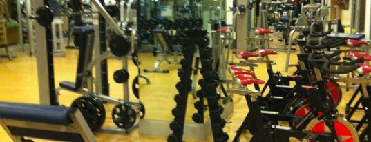 Byofit Sports & Life Center is one of Sporsalonu.